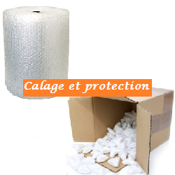 calage et protection